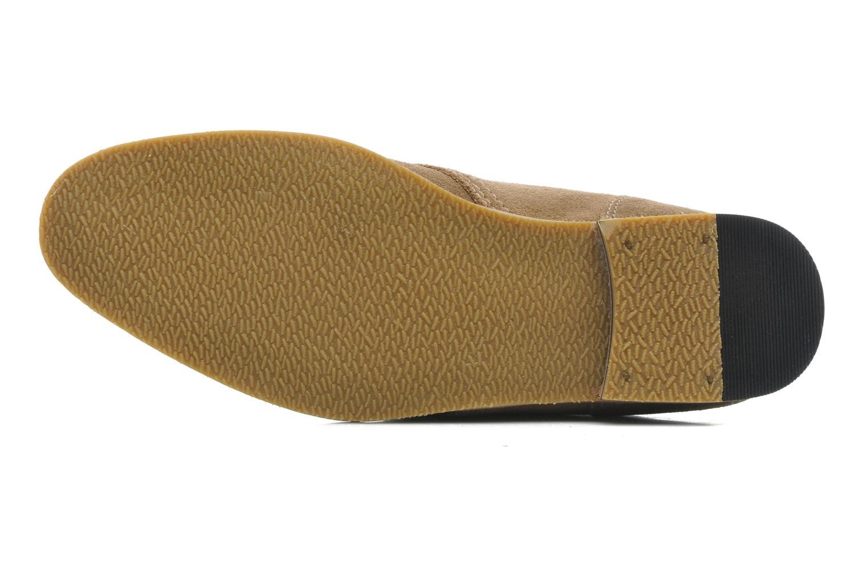 Chaussures à lacets Redskins Wolnan Beige vue haut