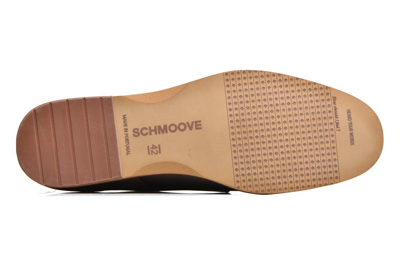 Chaussures à lacets Schmoove Swan derby Marron vue haut