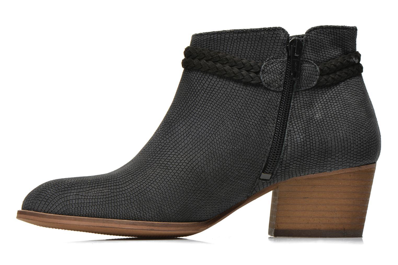 Bottines et boots Schmoove Woman Secret Boots Geko Bleu vue face