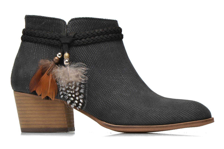Bottines et boots Schmoove Woman Secret Boots Geko Bleu vue derrière