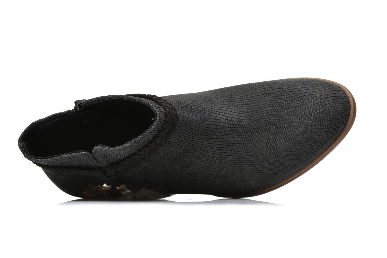 Bottines et boots Schmoove Woman Secret Boots Geko Bleu vue gauche