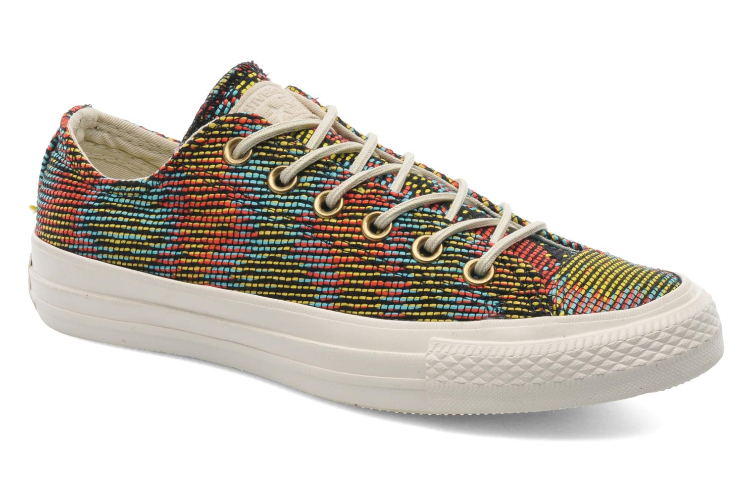 Converse Chuck Taylor All Star Basket Weave Ox W Multicolor aQSfS6X66