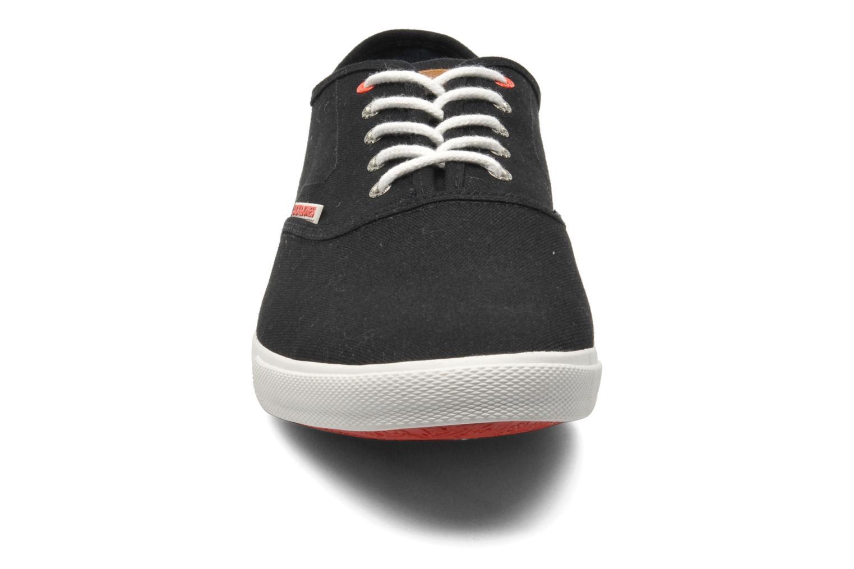 Sneaker Jack & Jones JJ Spider I schwarz schuhe getragen