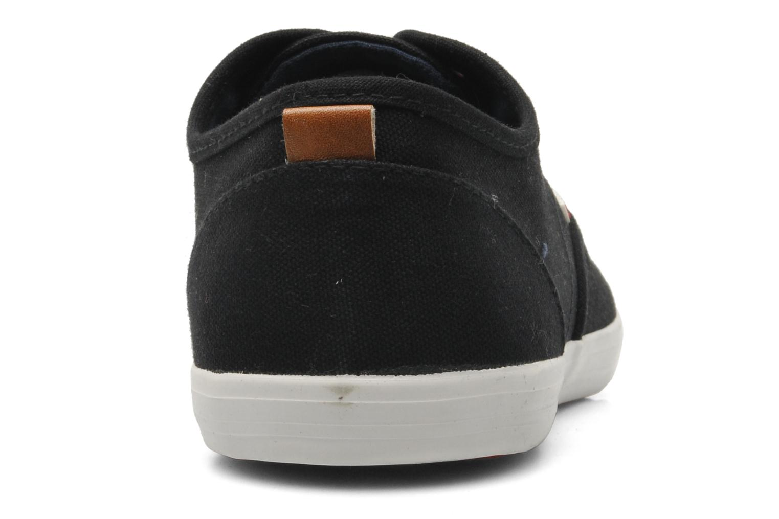 Trainers Jack & Jones JJ Spider I Black view from the right