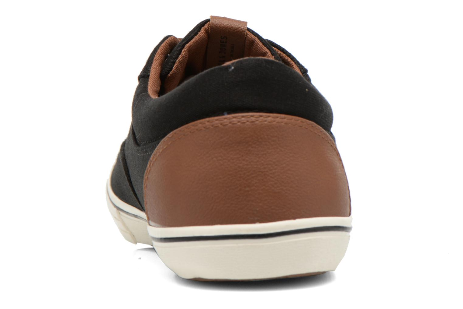 Trainers Jack & Jones JJ Vision Black view from the right