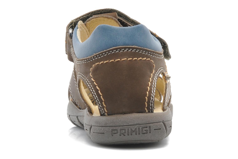 Sandali e scarpe aperte Primigi LAKERS-E Marrone immagine destra