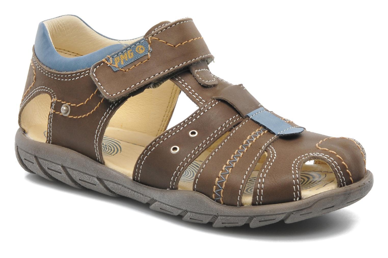 Sandali e scarpe aperte Primigi LAKERS-E Marrone vedi dettaglio/paio