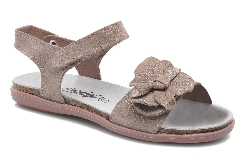 Sandals Primigi SCARLET Beige detailed view/ Pair view