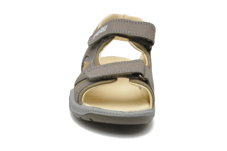 Sandales et nu-pieds Primigi JACKO Gris vue portées chaussures