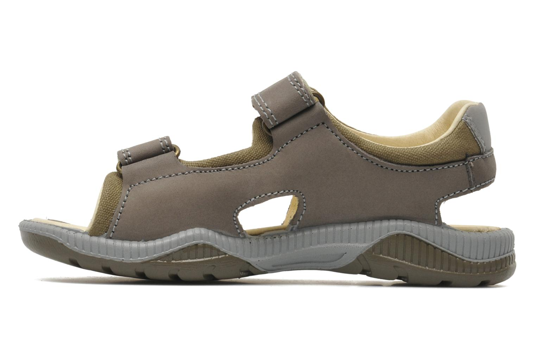 Sandals Primigi JACKO Grey front view
