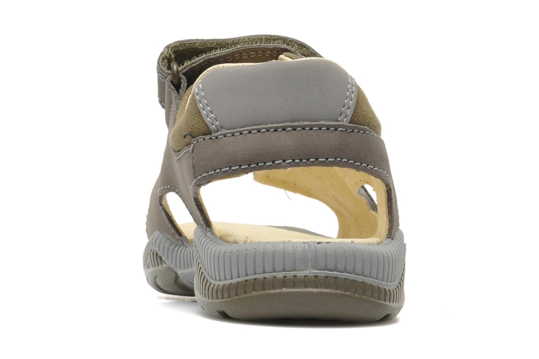 Sandales et nu-pieds Primigi JACKO Gris vue droite