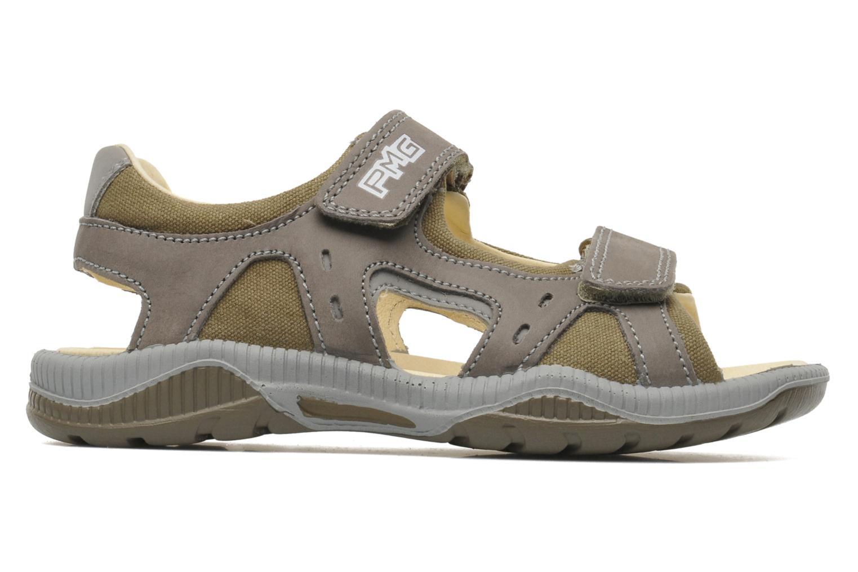 Sandales et nu-pieds Primigi JACKO Gris vue derrière