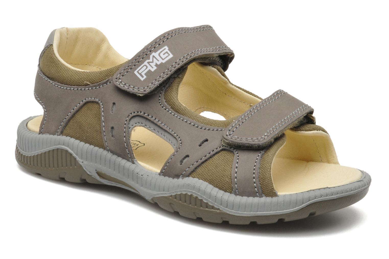 Sandales et nu-pieds Primigi JACKO Gris vue détail/paire