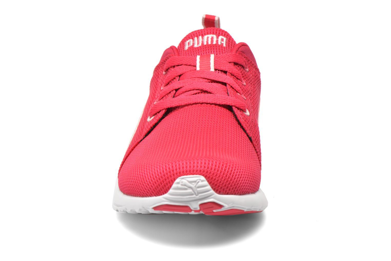 Chaussures de sport Puma Carson Runner Wn's Rose vue portées chaussures