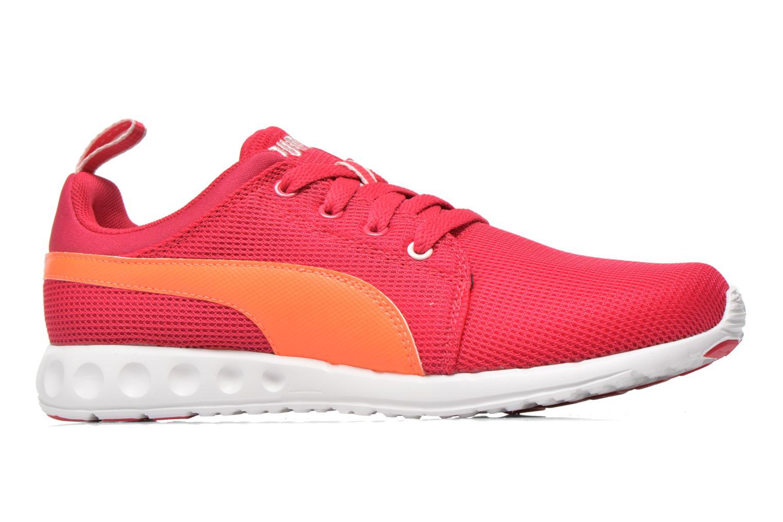 Chaussures de sport Puma Carson Runner Wn's Rose vue derrière