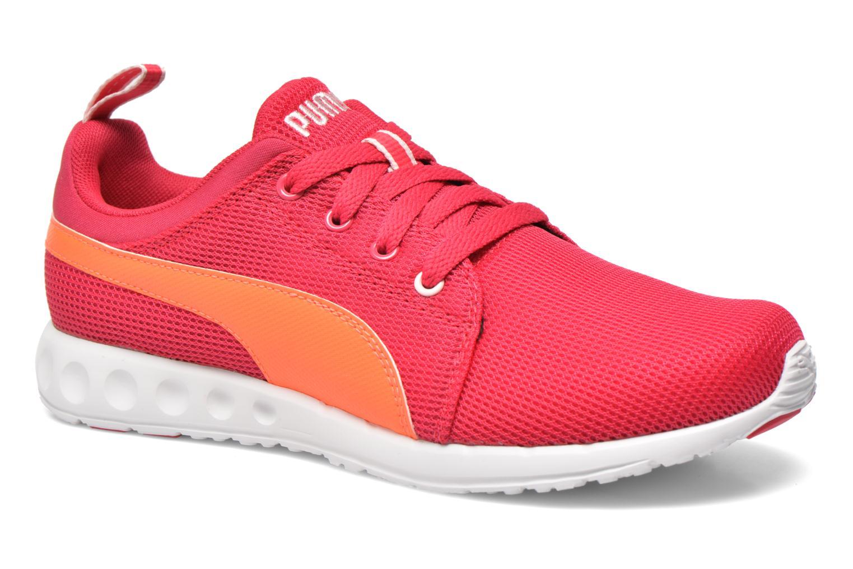 Chaussures de sport Puma Carson Runner Wn's Rose vue détail/paire