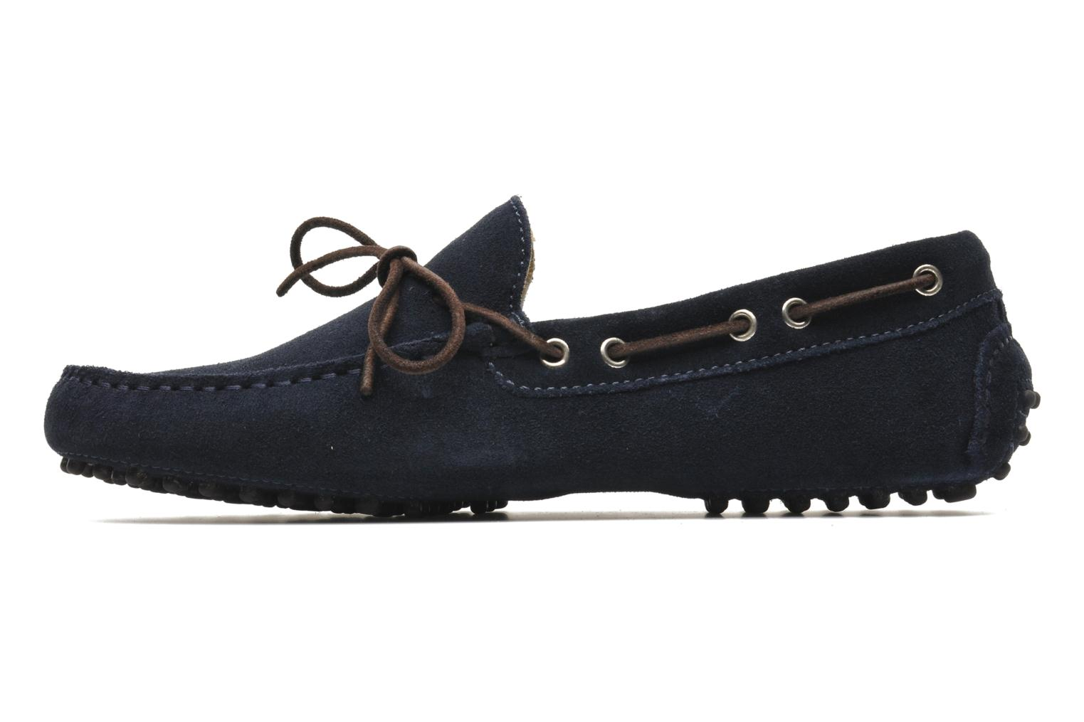 Loafers Kost Tapalo Blue front view