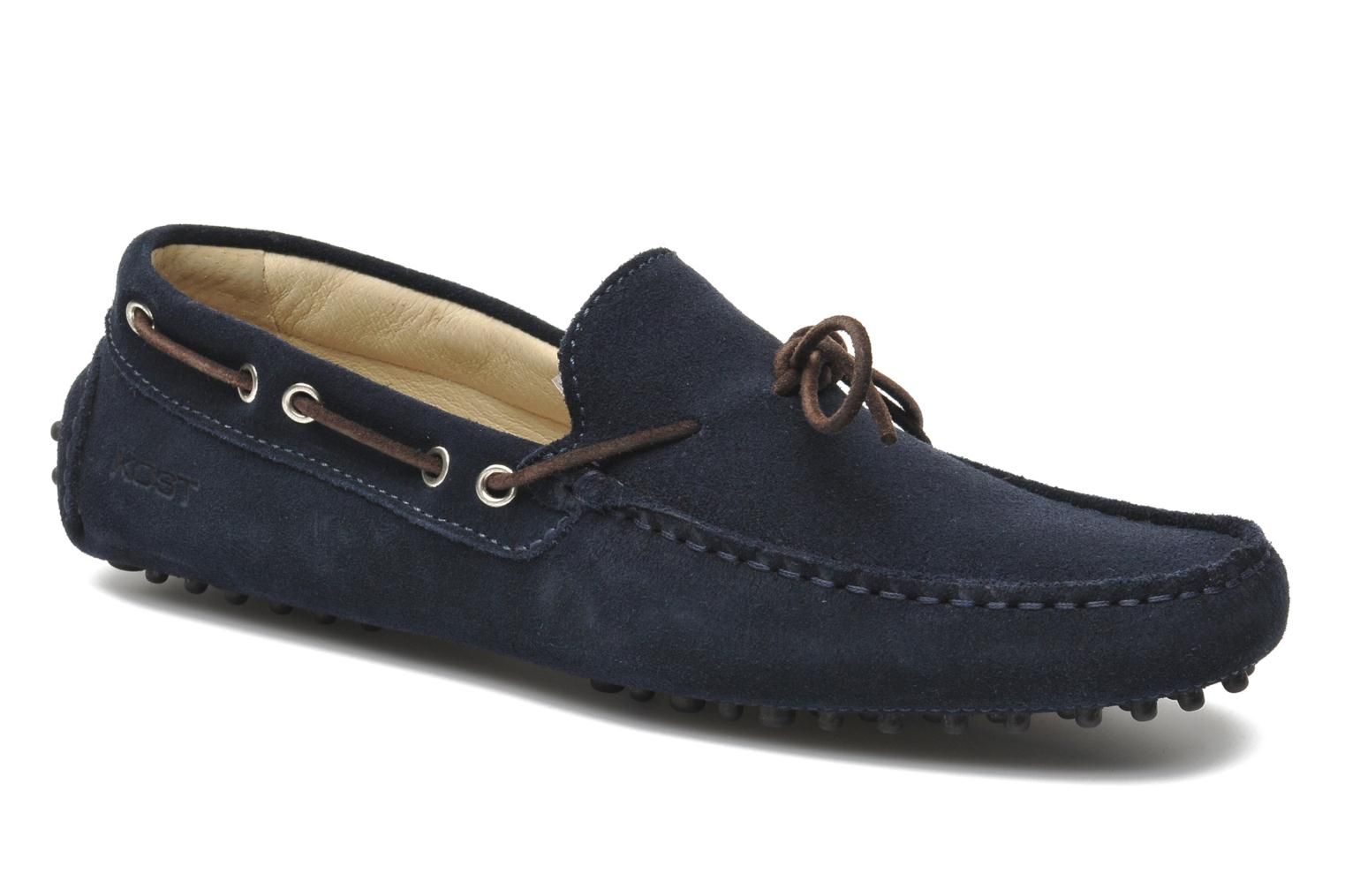 Loafers Kost Tapalo Blue detailed view/ Pair view