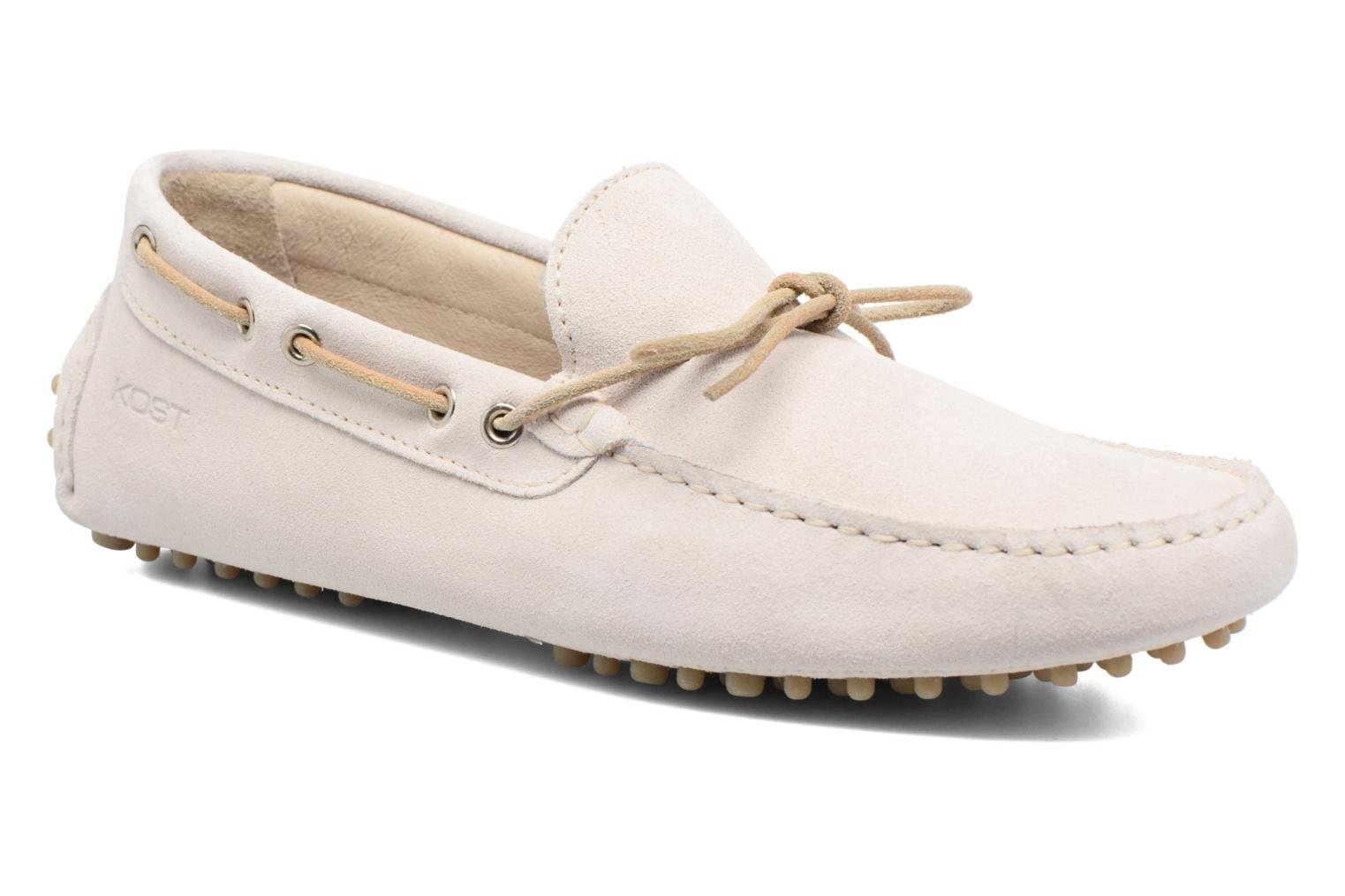 Loafers Kost Tapalo White detailed view/ Pair view