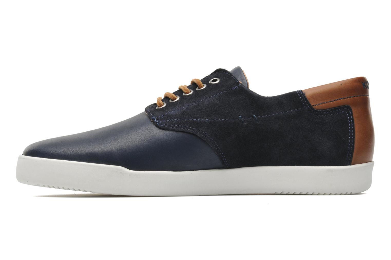 Sneaker Kost Mitraille blau ansicht von vorne