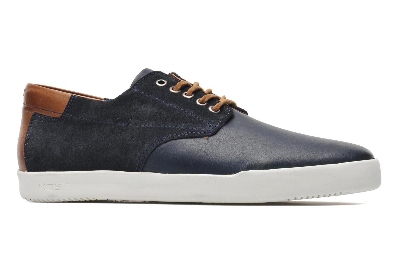 Sneaker Kost Mitraille blau ansicht von hinten