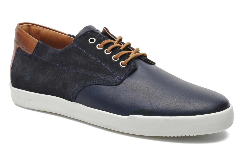 Sneaker Kost Mitraille blau detaillierte ansicht/modell
