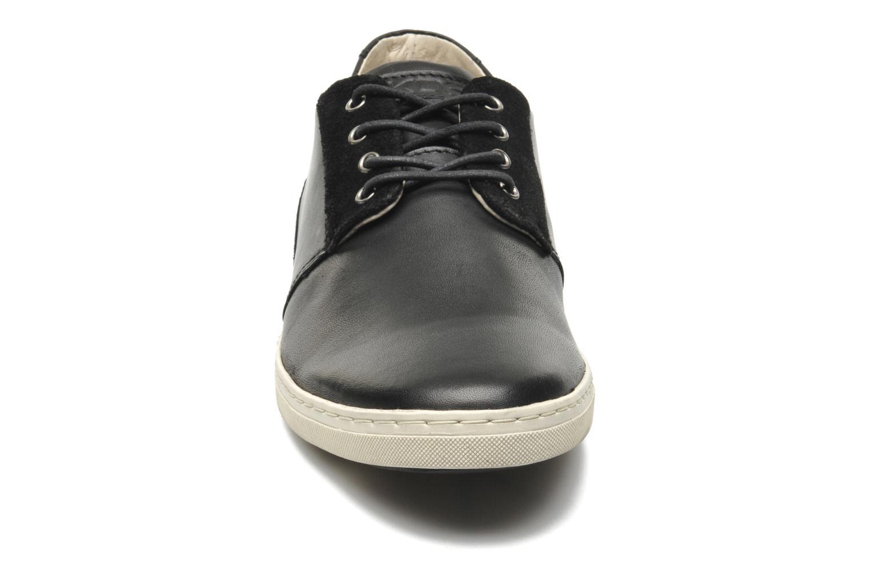Baskets Kost Catapulte Noir vue portées chaussures
