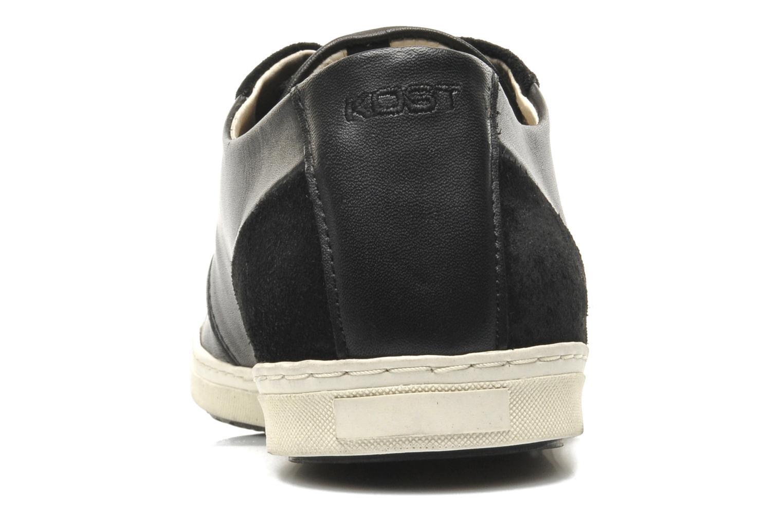 Sneakers Kost Catapulte Zwart rechts