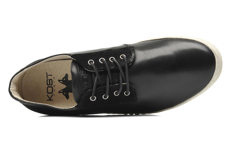 Sneakers Kost Catapulte Zwart links