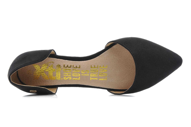 Ballerines Xti Cilu-27689 Noir vue gauche