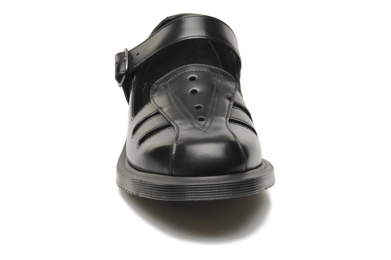 Ballerines Dr. Martens Deardra Noir vue portées chaussures
