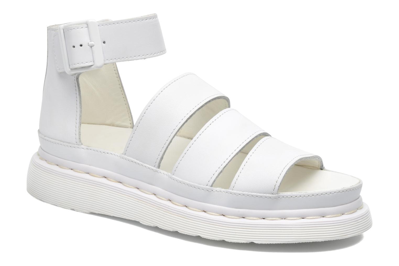 Sandales et nu-pieds Dr. Martens Clarissa Blanc vue détail/paire