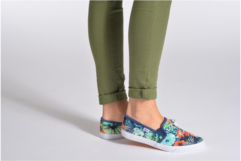 Sneaker Refresh Nori-60800 mehrfarbig ansicht von unten / tasche getragen