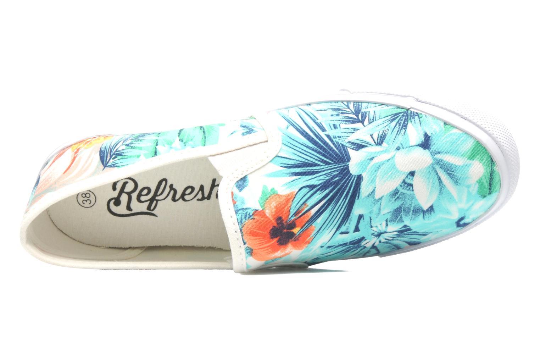 Sneaker Refresh Nori-60800 mehrfarbig ansicht von links