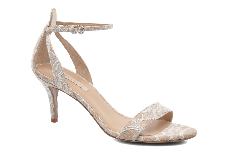 Marques Chaussure femme Pura Lopez femme Sandale mariée 2 Seda Goya Bone