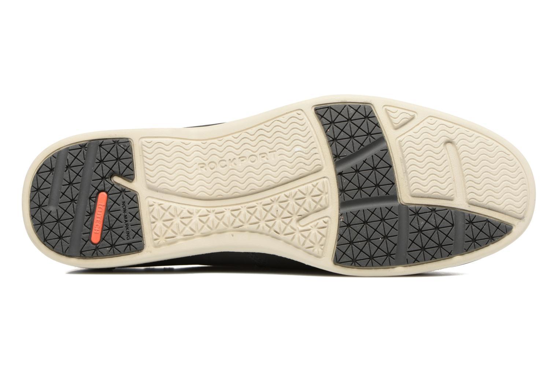 Chaussures à lacets Rockport 2-Eye Bleu vue haut