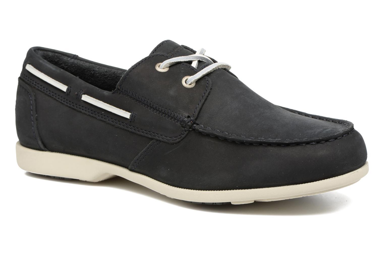 Zapatos con cordones Rockport 2-Eye Azul vista de detalle / par