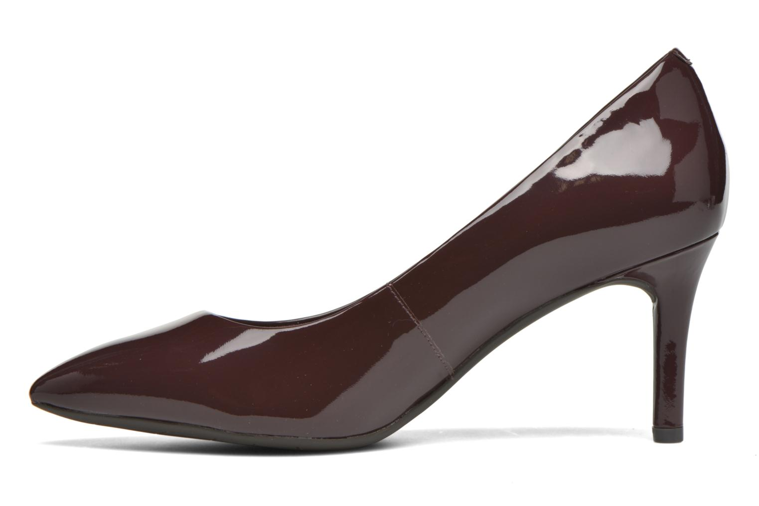 TM75MMPTH Plain Pump Dark Vino Patent