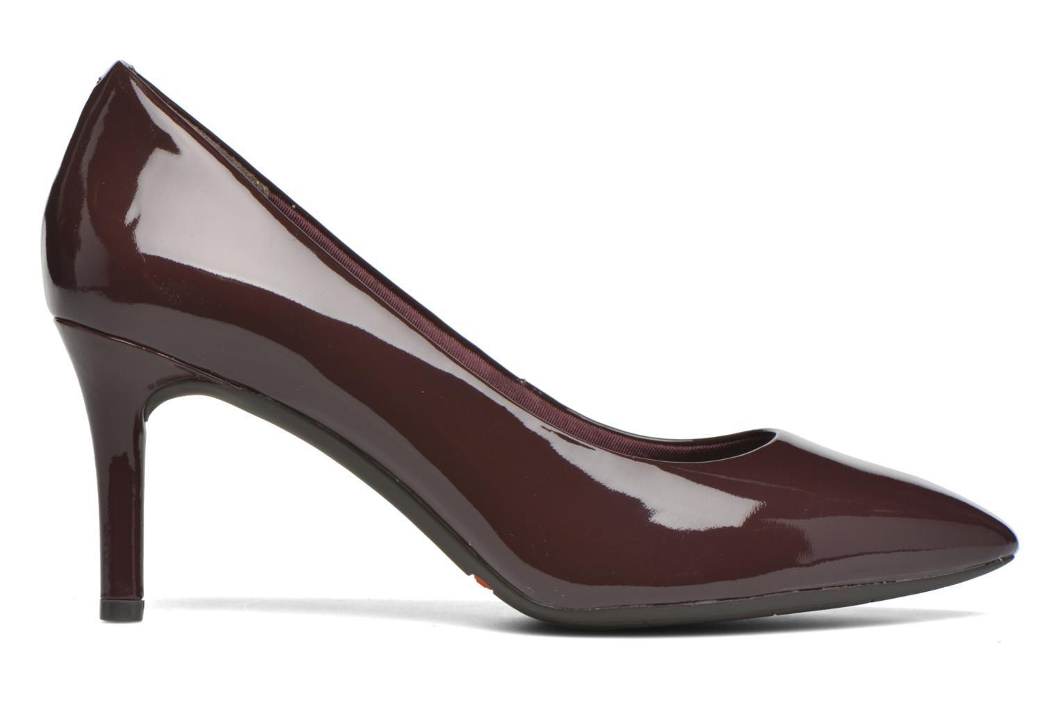 Escarpins Rockport TM75MMPTH Plain Pump Rouge vue derrière