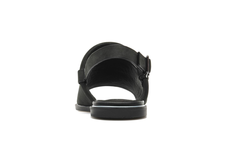 SALVANT Black leather