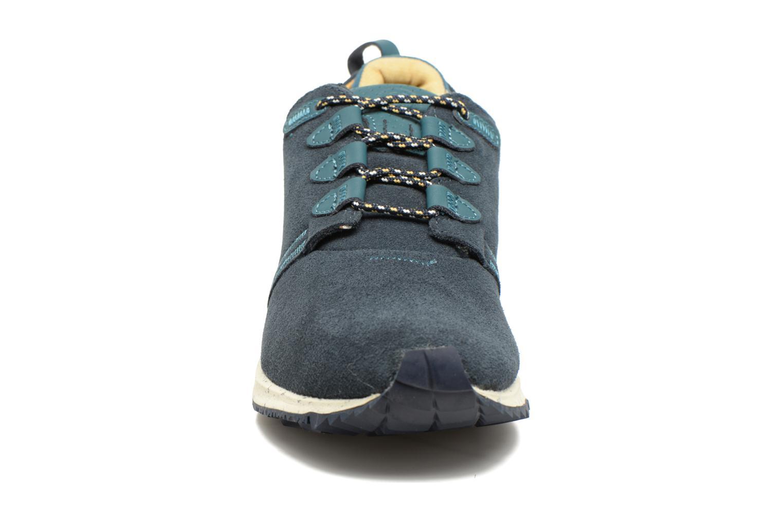 Baskets Element Mitake Bleu vue portées chaussures