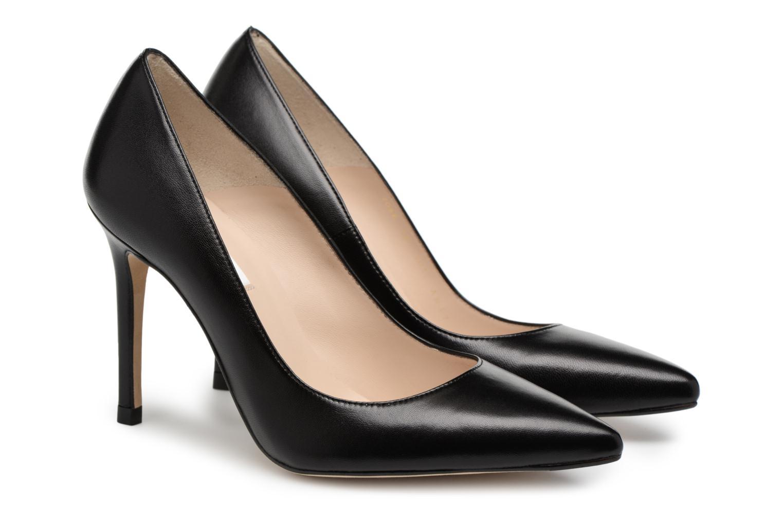 High heels L.K. Bennett Fern Black 3/4 view