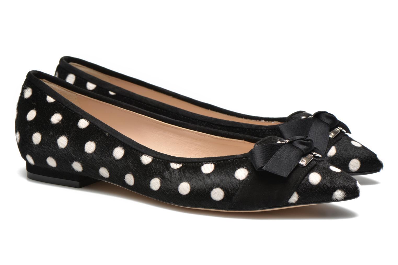 Millye Black-White Spot