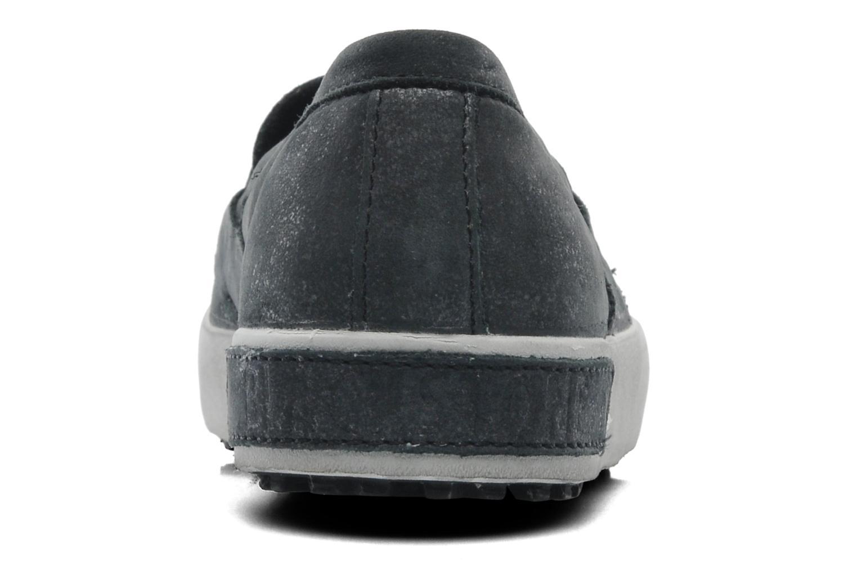 Slipper Blackstone Emy-JL23 schwarz ansicht von rechts