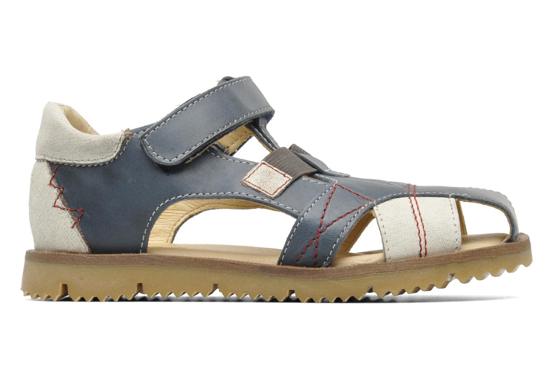 Sandalen GBB INCAS blau ansicht von hinten