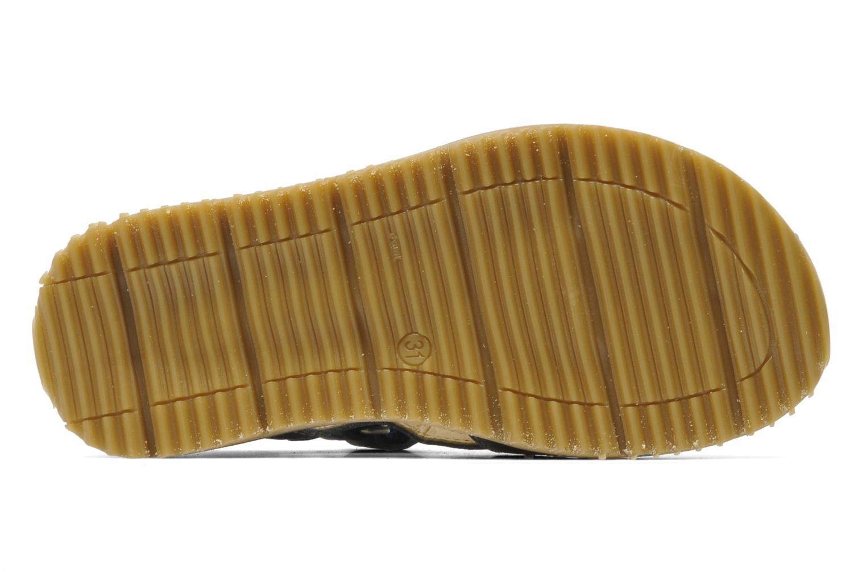 Sandalen GBB INCAS blau ansicht von oben