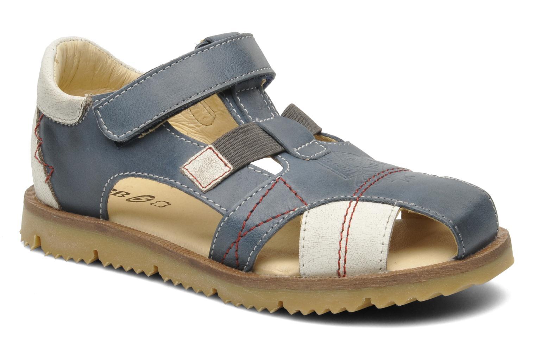 Sandalen GBB INCAS blau detaillierte ansicht/modell