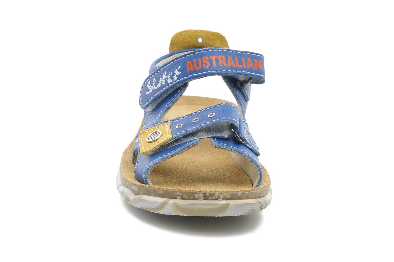 Sandales et nu-pieds Little Mary SURFER Bleu vue portées chaussures