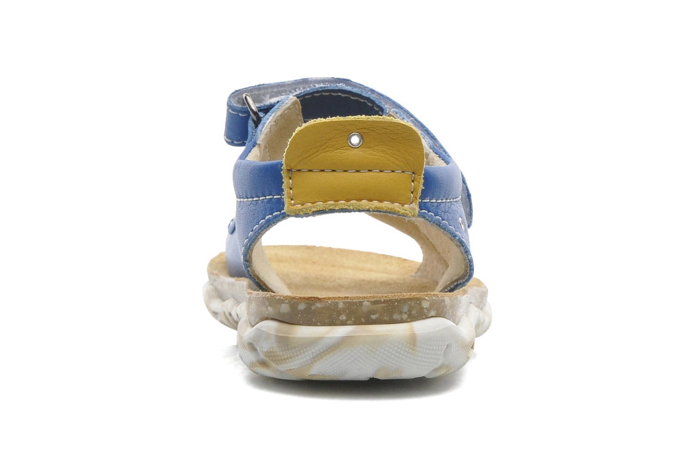 Sandales et nu-pieds Little Mary SURFER Bleu vue droite
