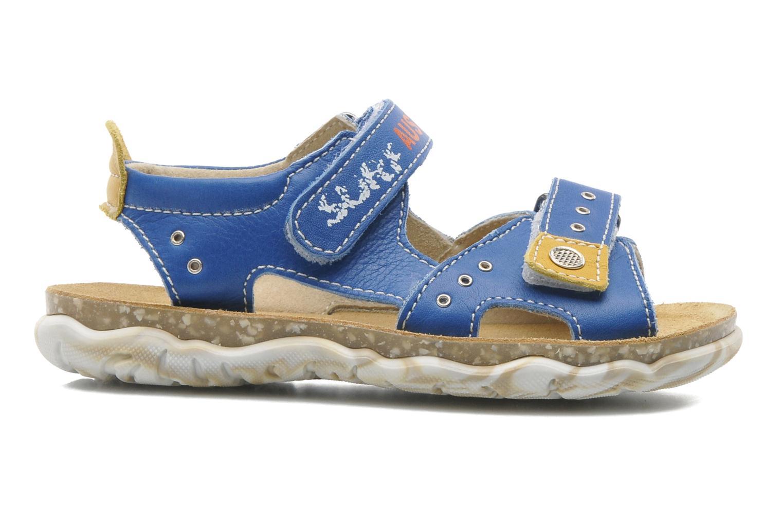 Sandales et nu-pieds Little Mary SURFER Bleu vue derrière